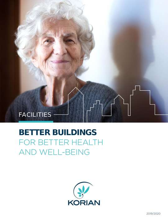 Better Buildings for better health and well-being