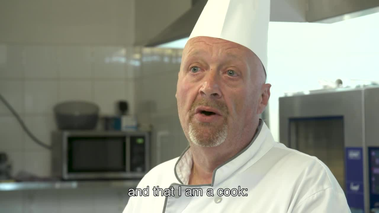Ludovic Lhussier Chef